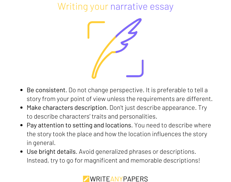 A guide on narrative essay writing